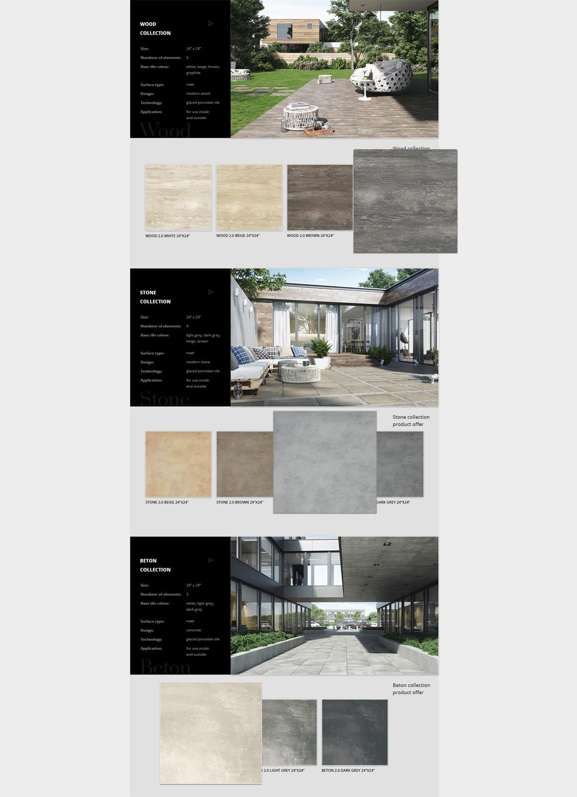Majestic Tiles - Katalog
